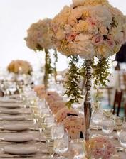 taketo kvety na stoloch urcite budu