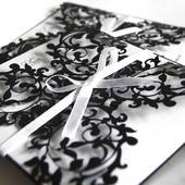 Svadobné oznámenie Ornament,