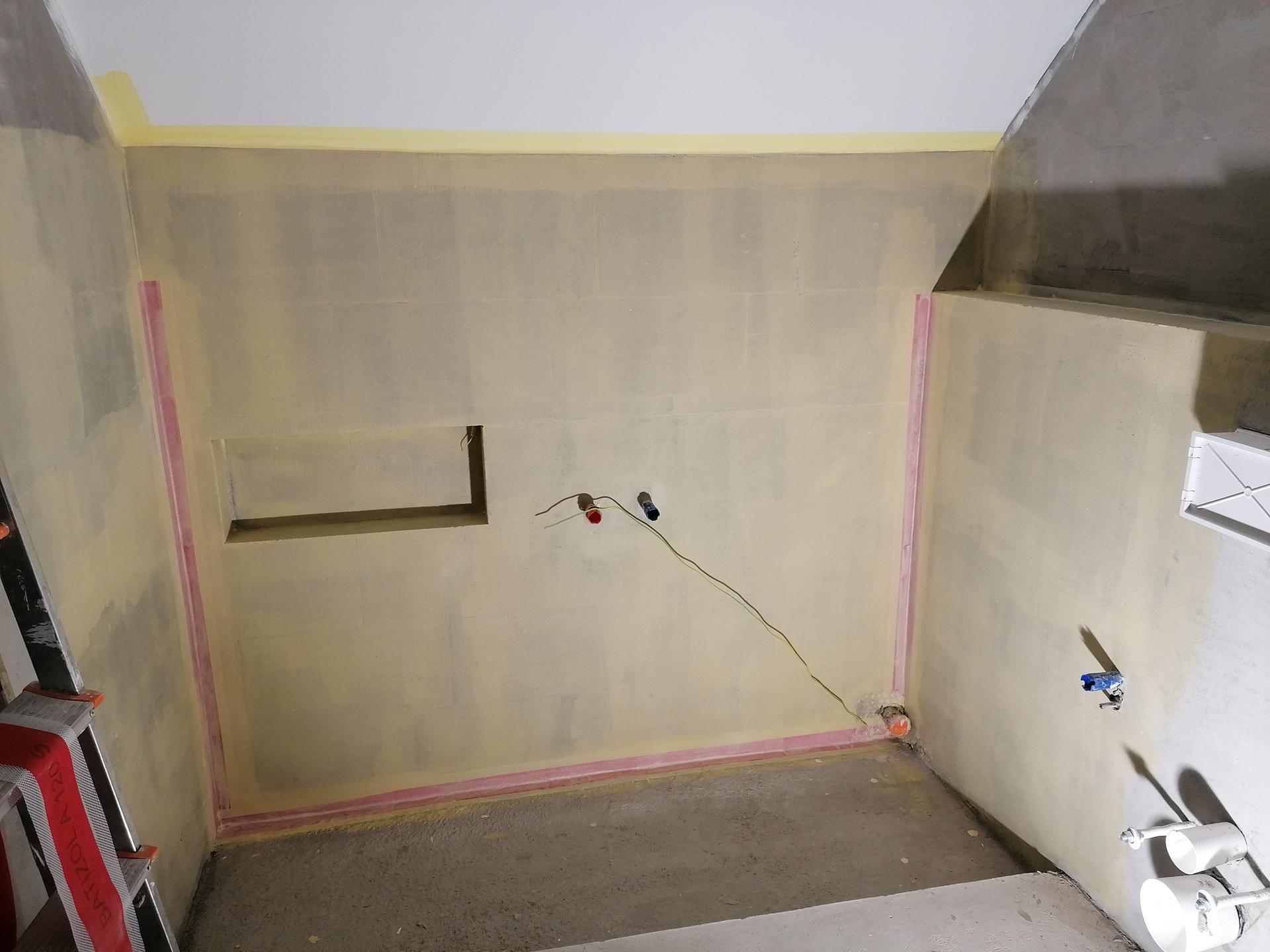 Pasiv Svépomocí 2021 - koupelna v podkroví
