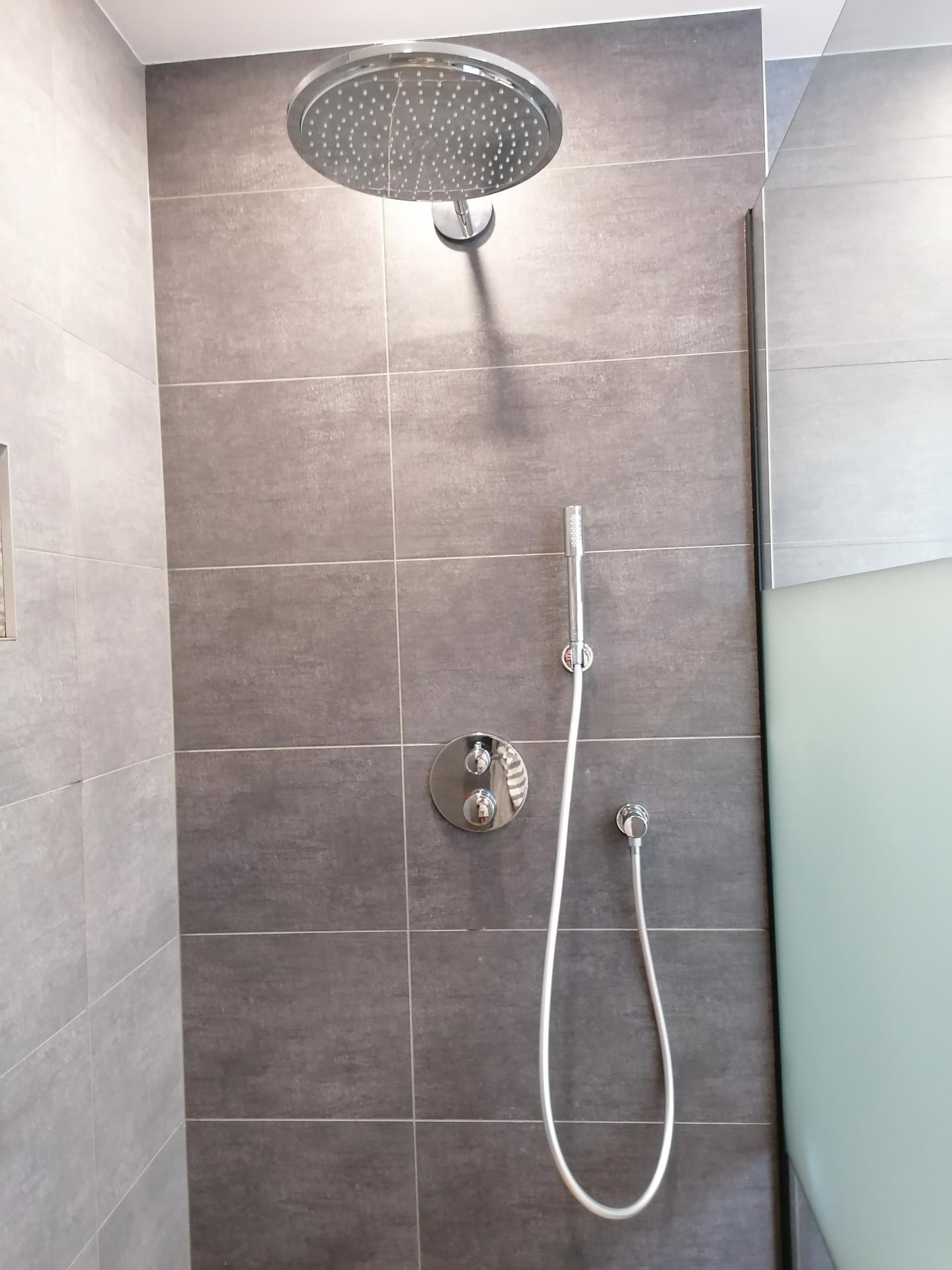 Pasiv Svépomocí 2021 - koupelna v přízemí - Grohe Grohtherm