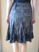Extravagantná sukňa na chladnejšie dni, 36