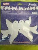 girlanda holubičky,