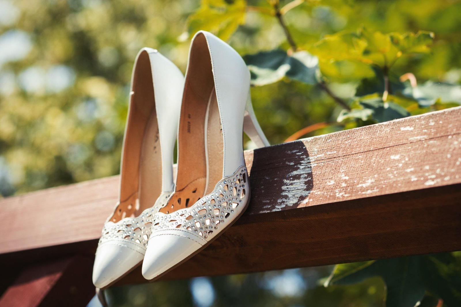 Svatební lodičky - Obrázek č. 1