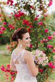 Svadobné šaty na menšiu žienku, 34