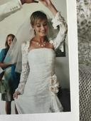 Šaty značky Pronovias,elegantné,jemne sexi, 36