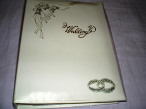 ..... prvy svadobny album :)))