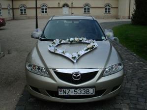 ozdoba na auto, dakujem Daduska, mozes ho poslat aj s autom :)