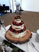 Kulatina pod svatebni dort,