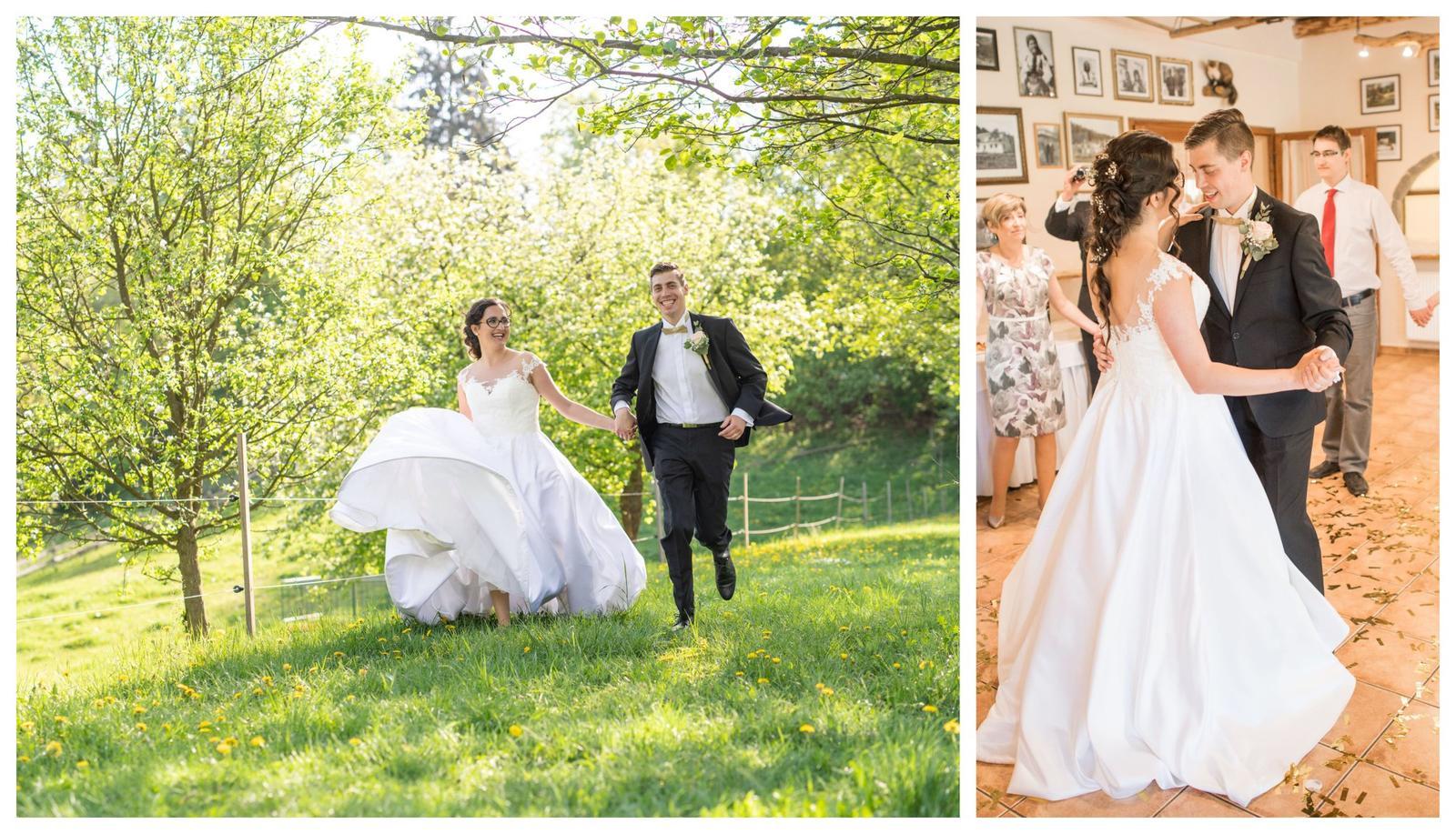 Přírodní svatba - Obrázek č. 8
