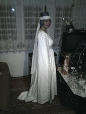 svatební róba ještě jednou....