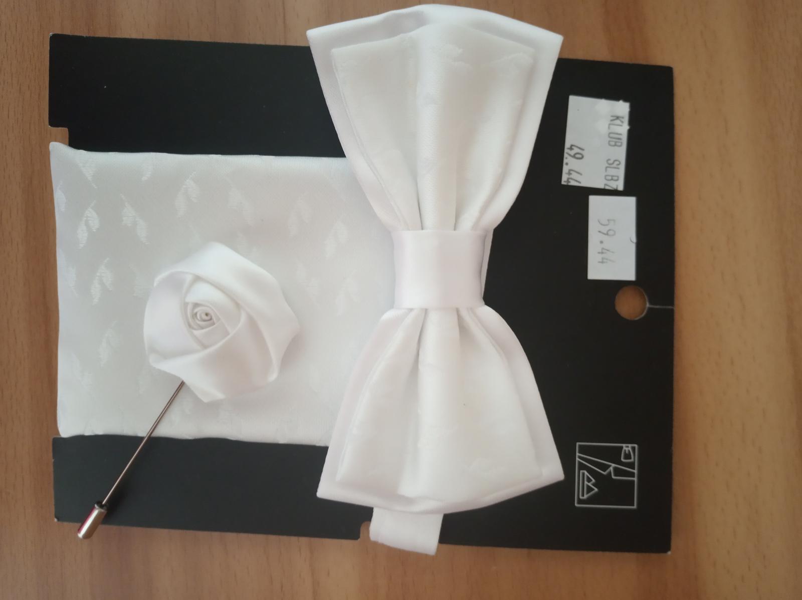znackovy svadobny motylik 3 kombinacia - Obrázok č. 2