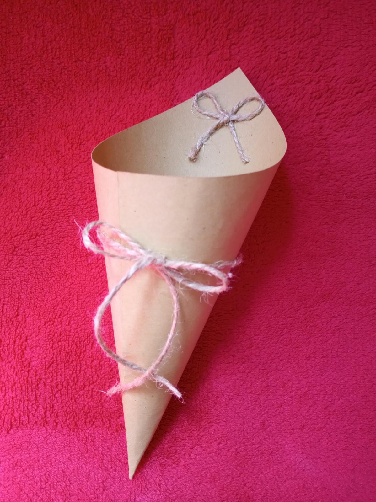 Krabička na lupene - Obrázok č. 2