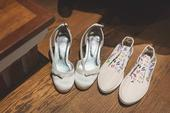 Svatební boty ze salonu caxa , 37