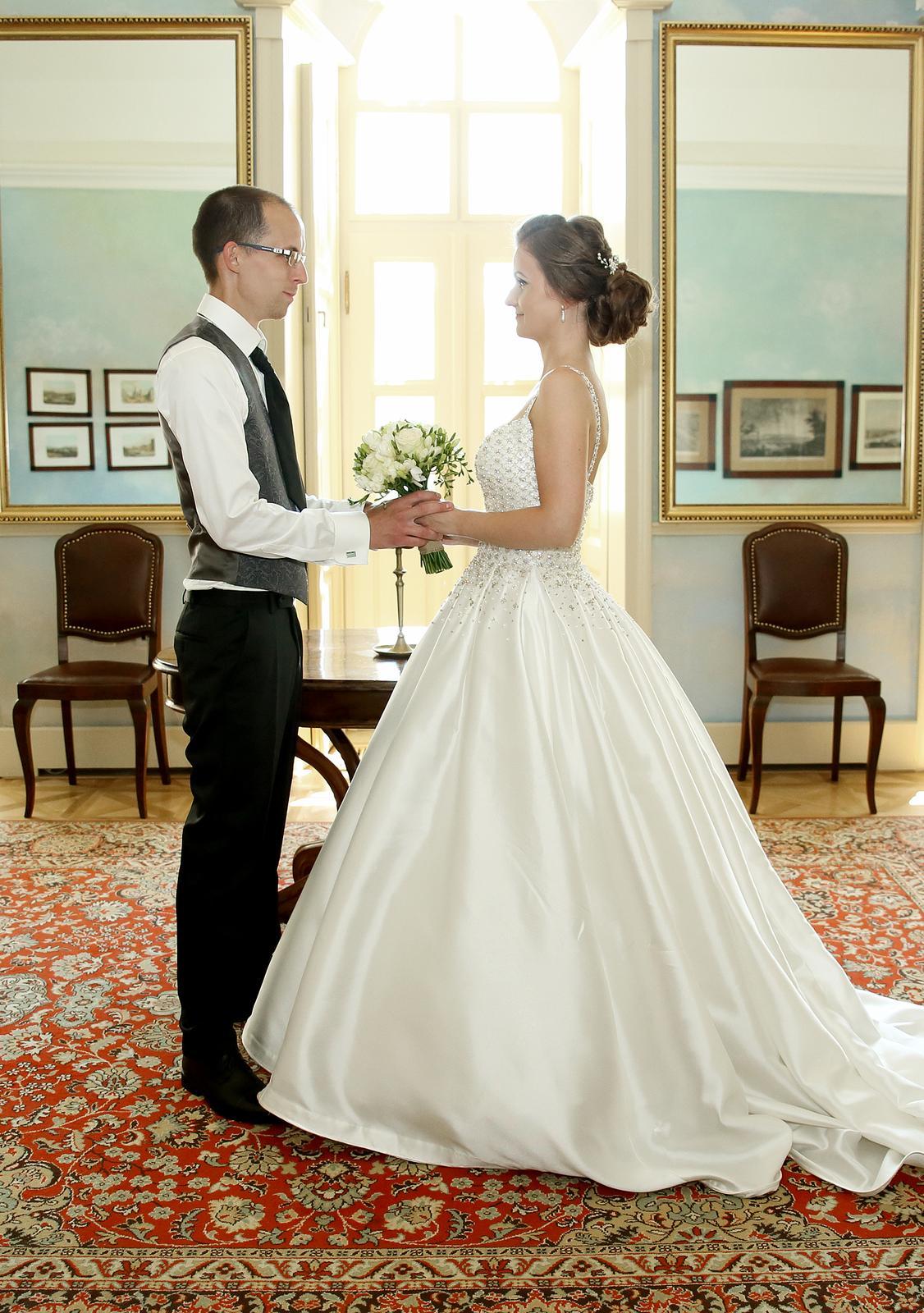 Pred svadbou som hľadal... - Obrázek č. 2