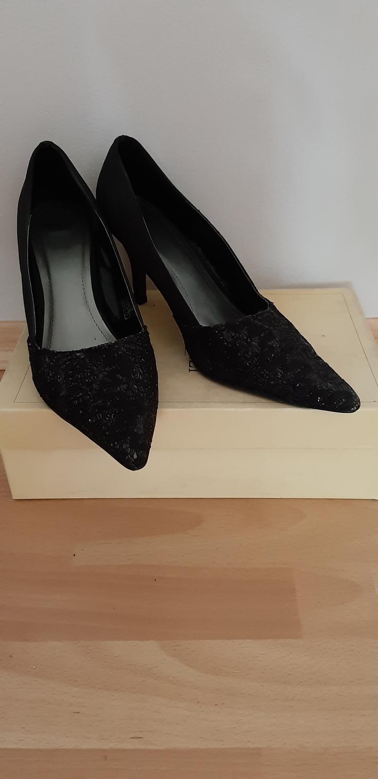 Spoločenské topánky zn. Minozzi  - Obrázok č. 1