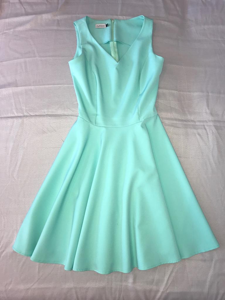 Dievčenské krátke šaty - Obrázok č. 1