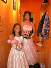 ja a moja dcérka Rebeka