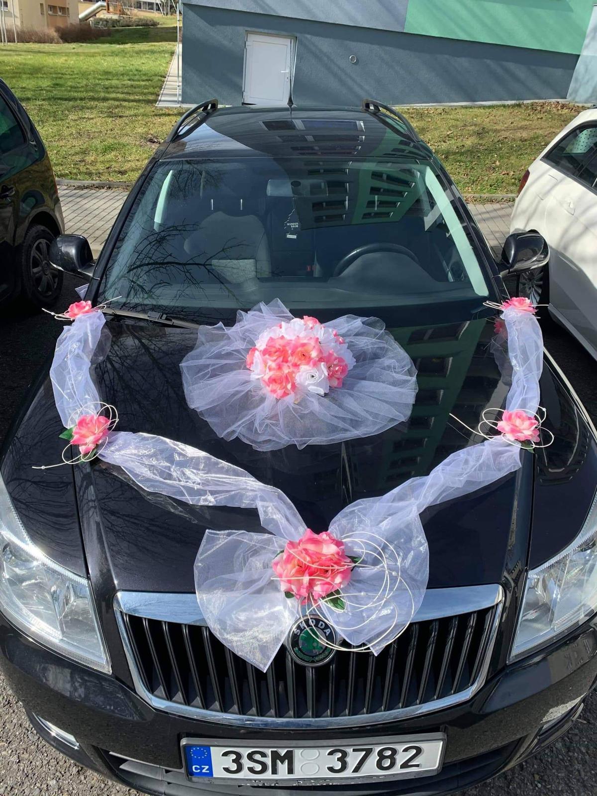 výzdoba na auta - Obrázek č. 1
