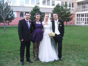 po osmych mesiacoch od mojej svadby