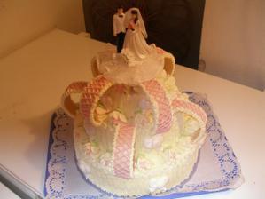 Tento dort nejvíce odpovídá naší objednávce v cukrárně