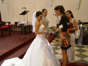 budoucí opavské nevěsty Lucinka a Kačenka, děkuji holky