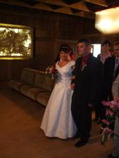 ..v svadobnej sieni..