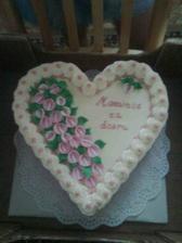 dortík za dceru