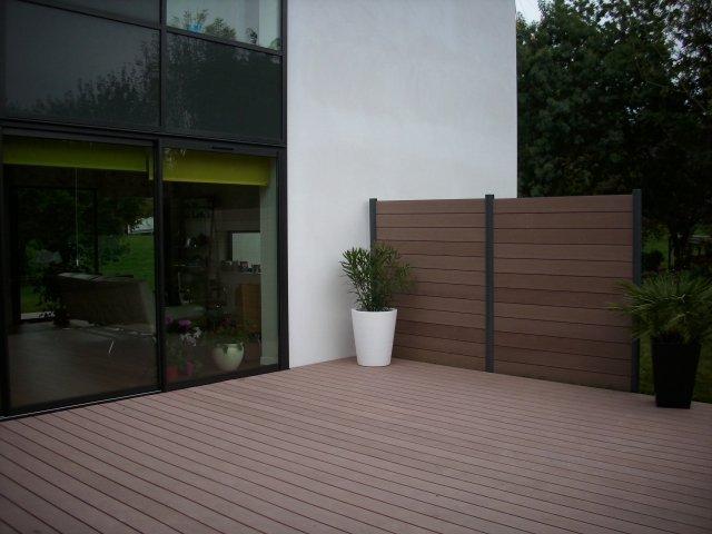 Zahrada - plot z WPC
