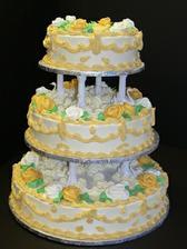 svadobna torta bude urcite do marhulova