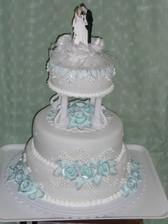 pěkný dortík...