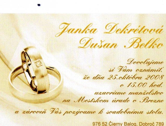 Janka Dekrétová{{_AND_}}Dušan Belko - Obrázok č. 1