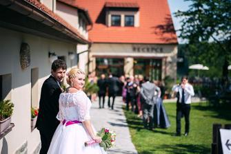 Penzion Fousek, Zvíkov - svatba @foxici
