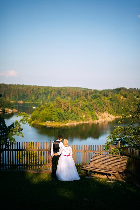 Svatební místa Jižní Čechy - Penzion Fousek, Zvíkov - svatba @foxici