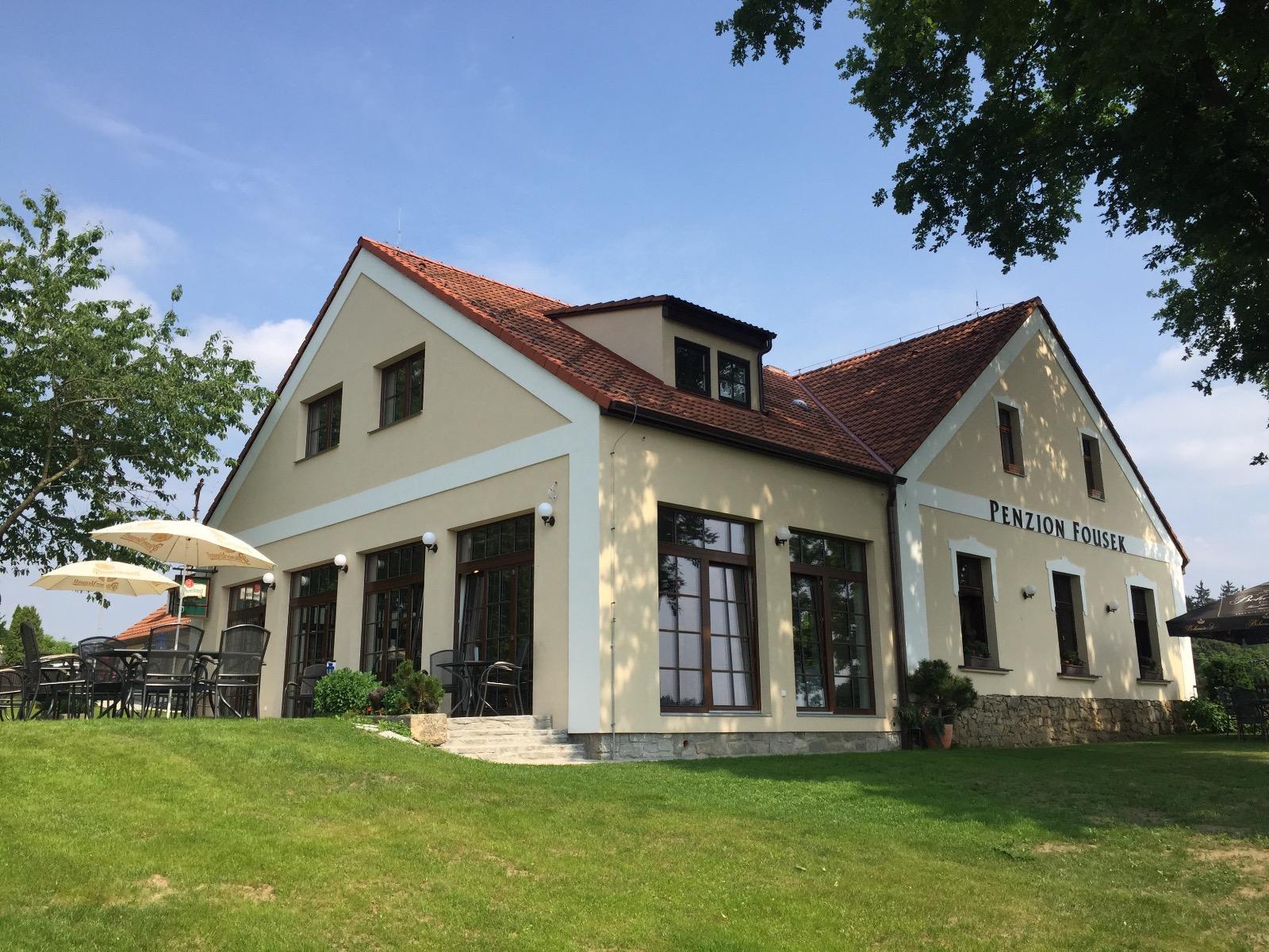 Svatební místa Jižní Čechy - Penzion Fousek, Zvíkov