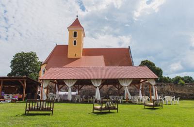 Svatební místa Jižní Čechy - Hotel U Matěje, Černice - Českokrumlovsko