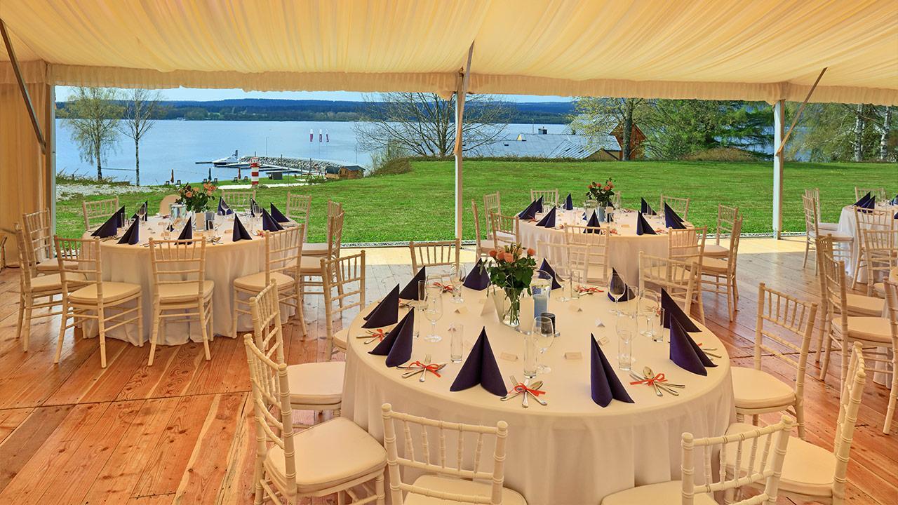 Svatební místa Jižní Čechy - Hotel Resort Relax, Dolní Vltavice - Lipensko