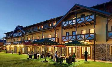 Hotel Resort Relax, Dolní Vltavice - Lipensko