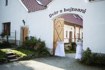Dvůr u Lejtnarů, okres Jindřichův Hradec