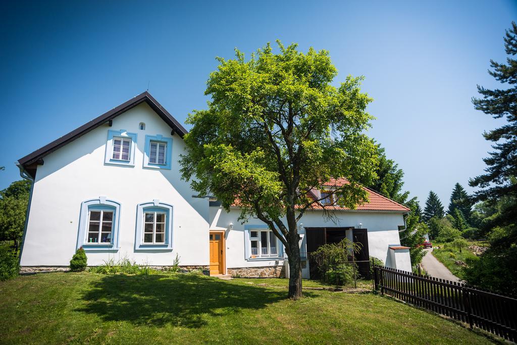Svatební místa Jižní Čechy - Bořetínský statek v obci Bořetín na rozmezí Jižních Čech a Vysočiny
