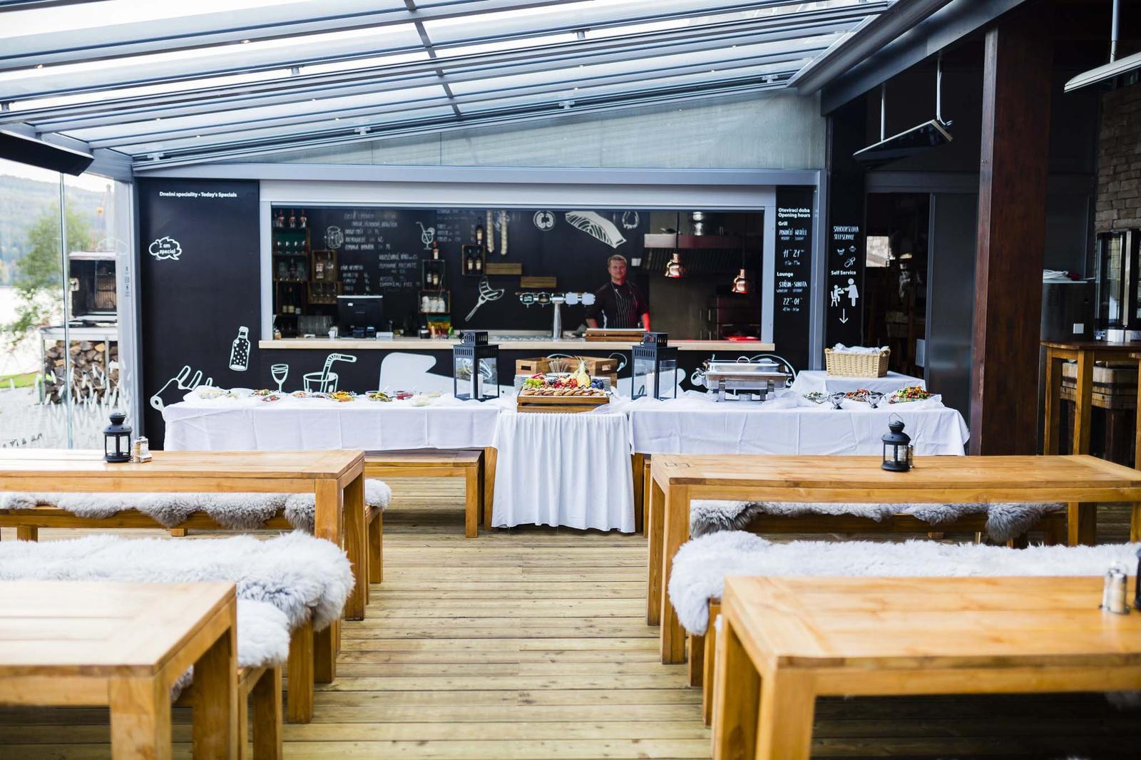 Svatební místa Jižní Čechy - Amenity Resort Lipno, Lipno nad Vltavou