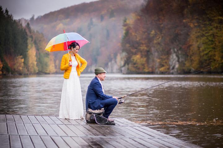 Svatební místa Jižní Čechy - AMU Poněšice u Hluboké nad Vltavou, fotky od @ajuska_az
