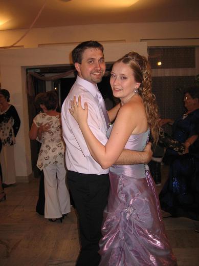 Lucka & Andrej - Tak to sme my na svadbe mojej kamarátky 7.7.2007