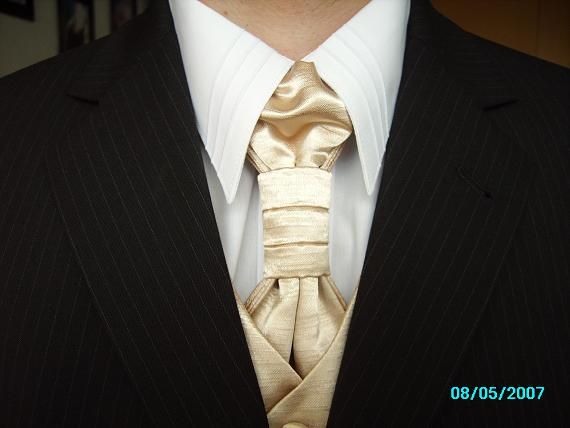 Lucka & Andrej - Francúzka kravata