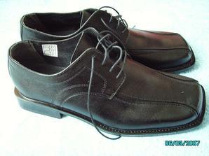 Andrejkove svadobné topánky