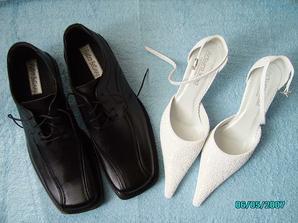 Naše topánočky spolu