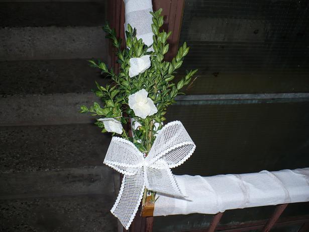 Lucka & Andrej - ...detail. Robila mi ju susedka a kamarátka Žanetka. Veľmi pekne ďakujem!