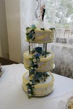 Hlavná torta od mojich rodičov, pekná že?