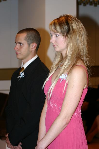 Svedkyňa Ivanka a svedok Ondřej