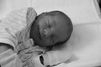 9.11.2011 se nám narodil prvorozený syn, dědic trůnu.. A dostal jméno Přemysl:o)