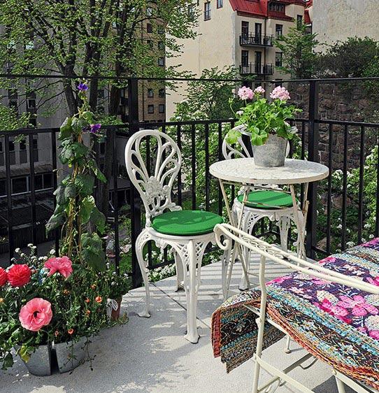 Balkonové a terasové zátišie - Obrázok č. 75